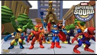 getlinkyoutube.com-Roblox: Marvel Super Hero Squad Online