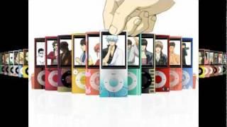 getlinkyoutube.com-【銀魂MAD】iPodCMみたいなの(ニコ割追加)