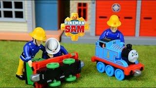 getlinkyoutube.com-Fireman Sam Episodes Thomas and Friends Peppa pig Storys Feuerwehrmann Sam