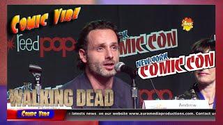 getlinkyoutube.com-The Walking Dead Season 3 Panel  (Official)