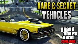 getlinkyoutube.com-GTA 5 Rare Cars - 12 Rare & Secret Vehicles on GTA 5 Online (Rare & Secret Car Locations)