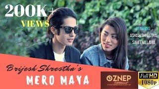 getlinkyoutube.com-Mero Maya || Brijesh Shrestha || Feat  Ashish & Sareena || Cover Video