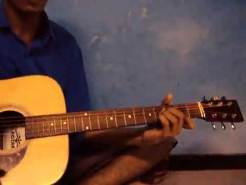 Maula Jism 2 guitar chords lesson strumming