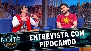 The Noite (25/05/16) - Entrevista com Pipocando