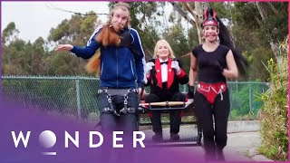 Bobby Mair Gets Involved In Some Pony Play | World Of Weird S1EP4 | Wonder