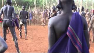 getlinkyoutube.com-ETHIOPIA behind the scenes at a DONGA