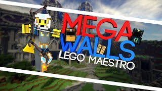 Minecraft: Mega Walls #98 w/Leaderboard Players! - We're Overrun!