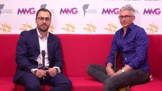 Festival of Media Global 2016 - Jonathan Edwards, former Olympic champion triple jumper