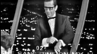 getlinkyoutube.com-The Dick Van Dyke Show cast on Stump the Stars (1962) - Part 1