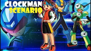 Full Clockman Scenario in English - Rockman OSS