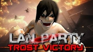 getlinkyoutube.com-Attack on Titan - Trost Victory - LAN Party