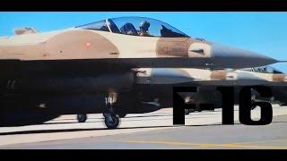 getlinkyoutube.com-Moroccan F-16 Atlas Falcon / RMAF F16 block 52+ | 2014 | HD |