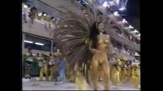 getlinkyoutube.com-Fabia Borges - Rainha de Bateria - Tijuca 2001