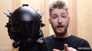 getlinkyoutube.com-Venator Mark I Helmet - How To