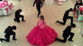 getlinkyoutube.com-BESAME CAMILA Vals de naty en Legasi choreographer (Oliver Lopez)