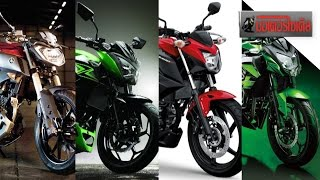getlinkyoutube.com-MT-03 vs Z300 / CB300F vs Z250SL