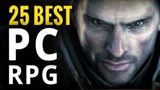 Top 25 PC Role-playing Games | Best RPGs width=