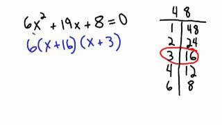 getlinkyoutube.com-Factoring Trinomials the easy way