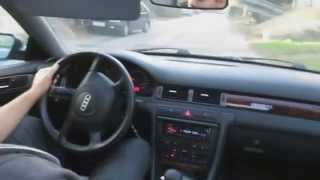 getlinkyoutube.com-Audi A6 Avant 2.5 TDI 110kw Quattro V6 Just Cruising