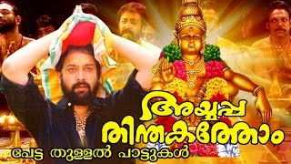 New Malayalam Ayyappa Devotional Album | Ayyappa Thinthakathom | Petta Thullal Songs | Video Song