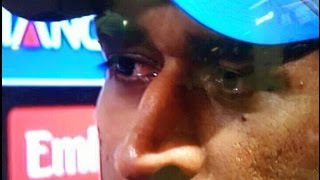 getlinkyoutube.com-Dhoni Emotional Moment #Respect ICC WORLDCUP 2015 India Vs Australia