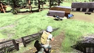 getlinkyoutube.com-H1Z1 EASTER EGG HIDDEN CITY -H1Z1-