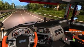 getlinkyoutube.com-Euro Truck Simulator 2: DAF with custom exhaust sounds