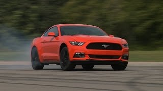 getlinkyoutube.com-Talking Cars with Consumer Reports #47: 2015 Ford Mustang with Wayne Carini | Consumer Reports