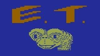 getlinkyoutube.com-E.T. the Extra-Terrestrial (Atari 2600)