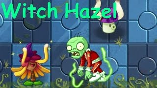 getlinkyoutube.com-Plants vs. Zombies 2 - Witch Hazel