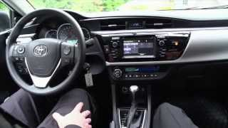 getlinkyoutube.com-2014 Toyota Corolla Interior Features - Pitt Meadows B.C.