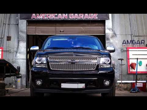 Тормозная система Тюнинг тормозов Chevrolet Tahoe от hp-brakes.ru