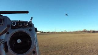 getlinkyoutube.com-Naze32 with NEO 6M GPS Position Hold Test Flight