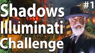 "getlinkyoutube.com-Illuminati Challenge: Shadows of Evil (Part 1) - ""Black Ops 3 Zombies"""