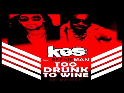 """New"" Kes feat. Beenie Man - Too Drunk To Wine""soca 2013"""