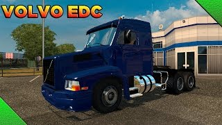 getlinkyoutube.com-Euro Truck Simulator 2 -- Mod Volvo ECD By:ROBERT LIMA v1.17