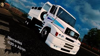 getlinkyoutube.com-Euro Truck Simulator 2 - Mercedes 1620 e Atron