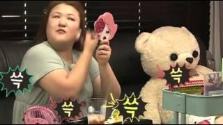 "getlinkyoutube.com-이국주, 메이크업 전후 공개! ""나름 화장빨이야~"""