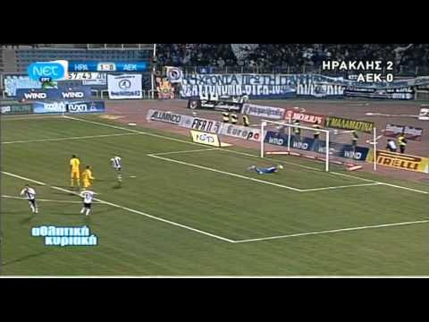 IRAKLIS AEK 2-0 (19/12/10 DAY 15)