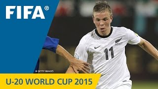 U-20 World Cup TOP 10 GOALS: Monty Patterson (New Zealand v. Myanmar)