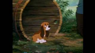 getlinkyoutube.com-Fox and the hound: Todd meets Copper