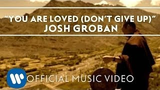 getlinkyoutube.com-Josh Groban - You Are Loved (Don't Give Up) [Official Music Video]