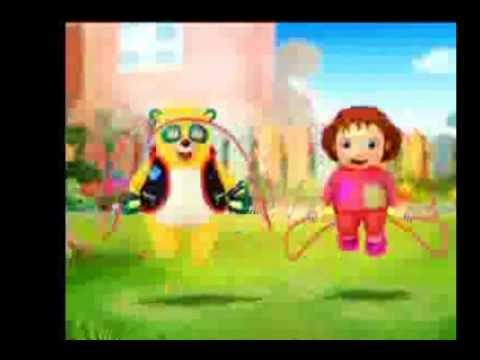 Special Agent Oso theme song (intro) english reversed