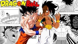 Dragon Ball EX Chapters 19 & 20 Finale: Goku's Final Moments! The Mysterious Kai (Fan Manga Review)