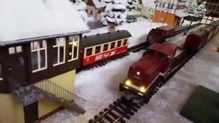 getlinkyoutube.com-#1 Harzkamel und 99 6001 befahren die winterliche Landschaft