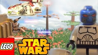 getlinkyoutube.com-LEGO Star Wars - Unforeseen Consequences Brickfilm Stop Motion (HD 1080)