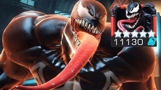 getlinkyoutube.com-Marvel: Contest of Champions - Act 4 Chapter 3 - 5-Star Venom Boss Battle