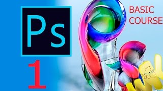 getlinkyoutube.com-Adobe Photoshop CC, Tutorial downloading the program, Basic course in english, chapter 1