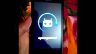 getlinkyoutube.com-How to install kitkat in Nokia x