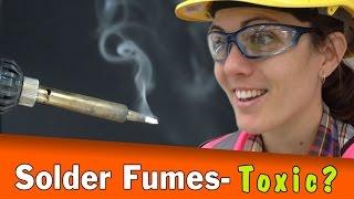 getlinkyoutube.com-Are Soldering Fumes Dangerous?